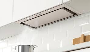 meuble hotte cuisine hottes et filtres hottes intégrées hottes suspendues ikea