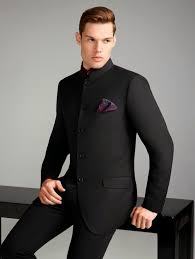 wedding suits black mens wedding tuxedos high collar mens suits custom made