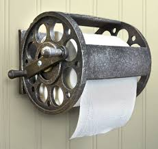 fishing reel toilet paper holder toilet paper wall mount and toilet
