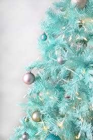 diy mint green tree spray painted tree a joyful riot