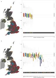 Genetic Map Of Europe by The Fine Scale Genetic Structure Of The British Population