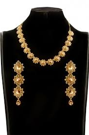 indian necklace set images Necklace sets jewellery online buy designer women necklace jpg