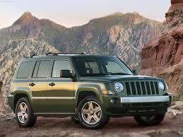 dark green jeep jeep patriot 2007 picture 1 of 20