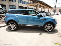 land rover evoque blue mauritius blue metallic 2012 land rover range rover evoque