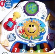 Baby Einstein Activity Table Baby Einstein Octoplush Musical Learning Toy