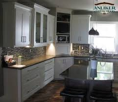 Kitchen Cabinets With Microwave Shelf 35 Best Corner Cabinets Images On Pinterest Kitchen Kitchen