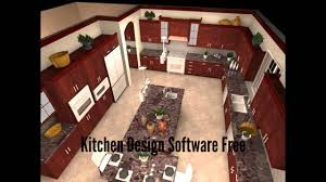 kitchen design software free youtube