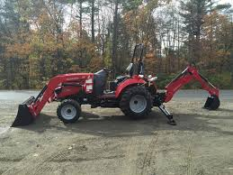 mahindra 1533 hst tractor w loader u0026 backhoe for sale in