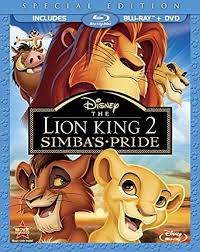 amazon lion king ii simba u0027s pride special edition