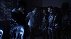 light blue jeep stiles stilinski teen wolves chapter 14 high serpent king teen wolf tv