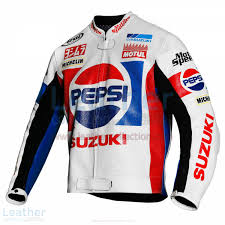 cheap motorbike clothing buy kevin schwantz pepsi suzuki gp 1988 motorbike jacket