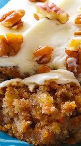 moist carrot cake with pineapple like this recipe i added