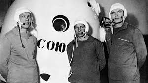 soyuz 10 first trip to a space station sen com