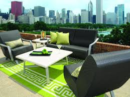 furniture ideas ideas patio furniture cushions with two green