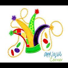 mardi gras embroidery designs applique corner mardi gras designs