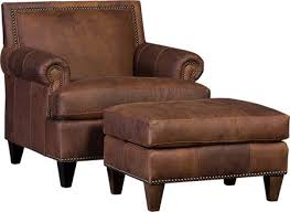 brown chair and ottoman 38 best mayo leather and leather fabric chairs images on pinterest