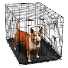Pet Ready Exterior Doors by Aspen Pet Wire Home Training Dog Kennel 34