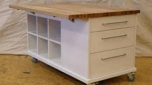 Kitchen Island With Wheels Diy Kitchen Island On Casters Icdocs Throughout Kitchen Island