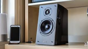 Attractive Computer Speakers Edifier R2000db Powered Bluetooth Bookshelf Speakers Near Field