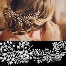 hair accessories for brides bridal hair accessories ebay