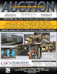 charleston auctions past projects case studies