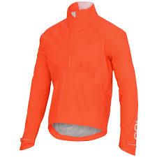 breathable cycling rain jacket wiggle com poc avip rain jacket cycling waterproof jackets