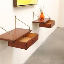 Floating Nightstand Shelf Captivating Floating Nightstand Shelf With Best 25 Floating Table