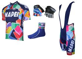 cycling clothing cycling clothing suppliers and manufacturers at just dropped u2013 genuine santini mapei cycling team summer kit