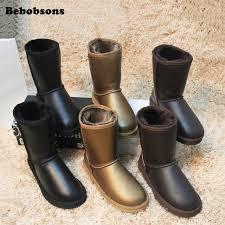 s waterproof winter boots australia aliexpress com buy s high quality winter boots