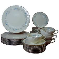 lenox china chanson d514 pattern 38 pc set service for eight less