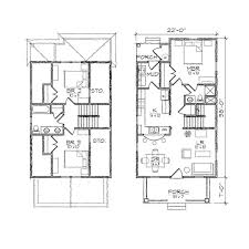 ansley i bungalow floor plan tightlines designs