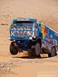 nissan dakar from russia with love kamaz t4 dakar race truck diesel power