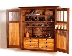 Wood Storage Cabinet With Locking Doors Tool Storage Cabinets Wood Sorrentos Bistro Home Small Cabinet