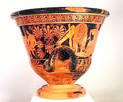 Euphronios Vase Cratère En Calice Attique Dit Cratère D U0027antée Panorama De L U0027art