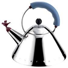 alessi 9093 kettle for induction