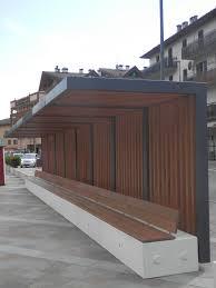 trentino italy benches concrete bellitalia very elegant street