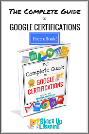 free ebook the complete guide to google certifications shake up