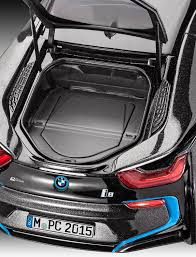 Bmw I8 Body Kit - revell revell07008 19 5 cm