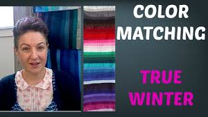 Matching Colors by Winter Color Palette Mix And Matching Colors For Clothing Cool