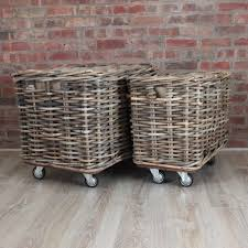 Laundry Hamper With Wheels by Wheeled Laundry Hamper Size U2014 Sierra Laundry Organized And Clean