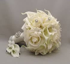 artificial wedding bouquets best of artificial wedding flower arrangements icets info