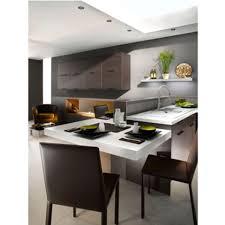 cuisine avec table table cuisine escamotable tiroir gallery of cuisine with table