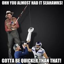 Seahawks Memes - fans readers mock seattle seahawks and their coaches following