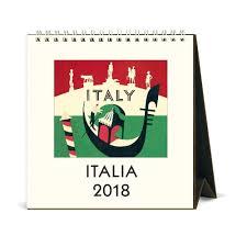 cavallini calendars cavallini papers co italia 2018 desk calendar ebay