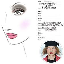 makeup artist sketchbook makeup from sketch to show instyle
