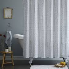 Modern Bathroom Shower Curtains - mid century shower curtain curtain design ideas