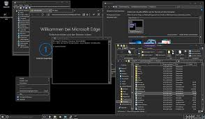 old darkgrey windows 10 theme high contrast by eversins on