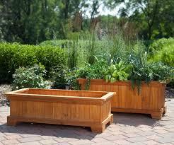 garden planter boxes ideas wood iimajackrussell garages