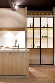 cheap glass kitchen cabinet doors black steel glass cabinet doors devlin design