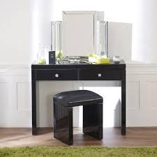 makeup vanity black vanity makeup table norrorblack withrror 45